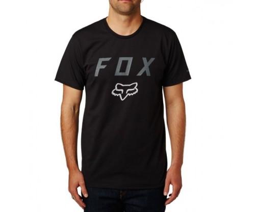 fc3235b3e41d Pánske tričko Fox Contended SS Tech Tee Black 2018 veľkosť XL ...