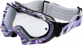 KENNY MX okuliare TITANIUM 10 PURPLE