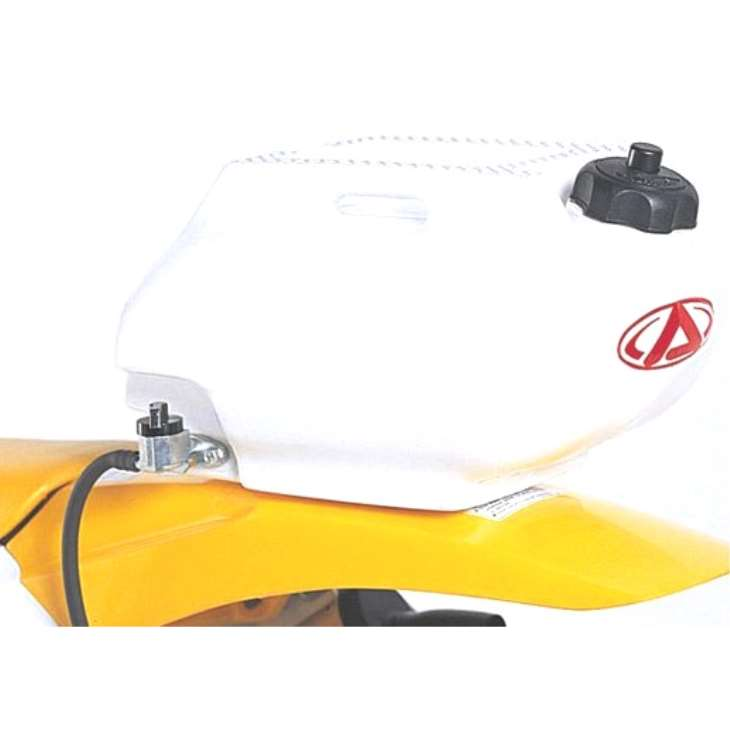 REAR AUXILIARY TANK 6 L WHITE Acerbis