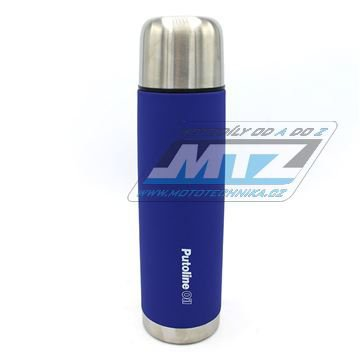 Termoska na pitie Putoline Thermos Bottle Flask Blue