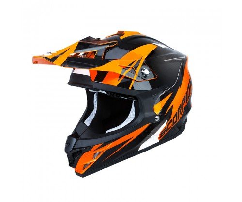 Scorpion VX-15 KRUSH orange