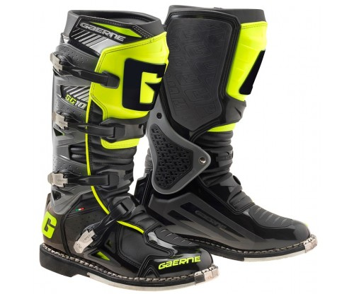 Čižmy Gaerne SG 10 black/neon yellow