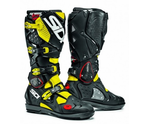 Sidi Crossfire SRS 2 black/yellow