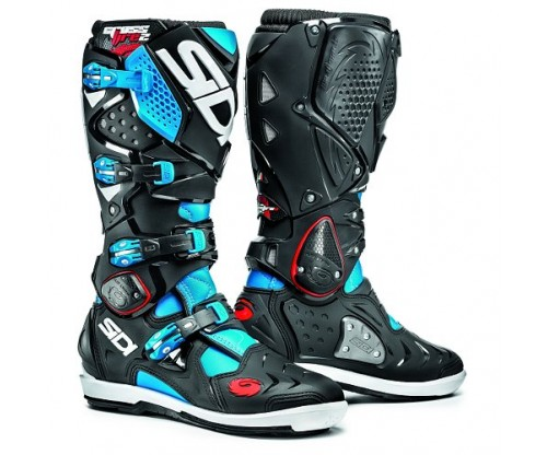 Sidi Crossfire SRS 2 light blue/black