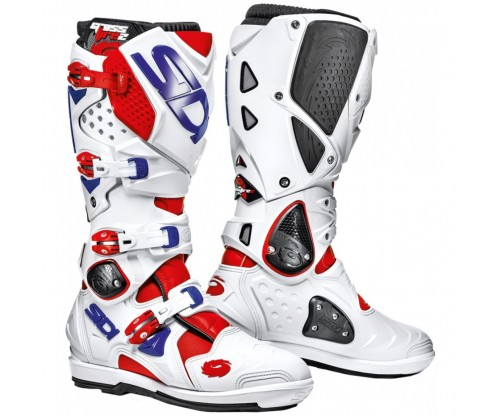 Sidi Crossfire SRS 2 red/white/blue