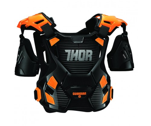 Chránič hrude Thor Guardian black/orange