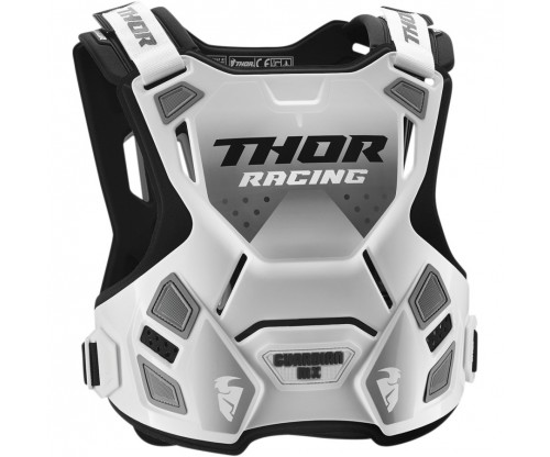 Chránič hrude Thor Guardian MX white/black