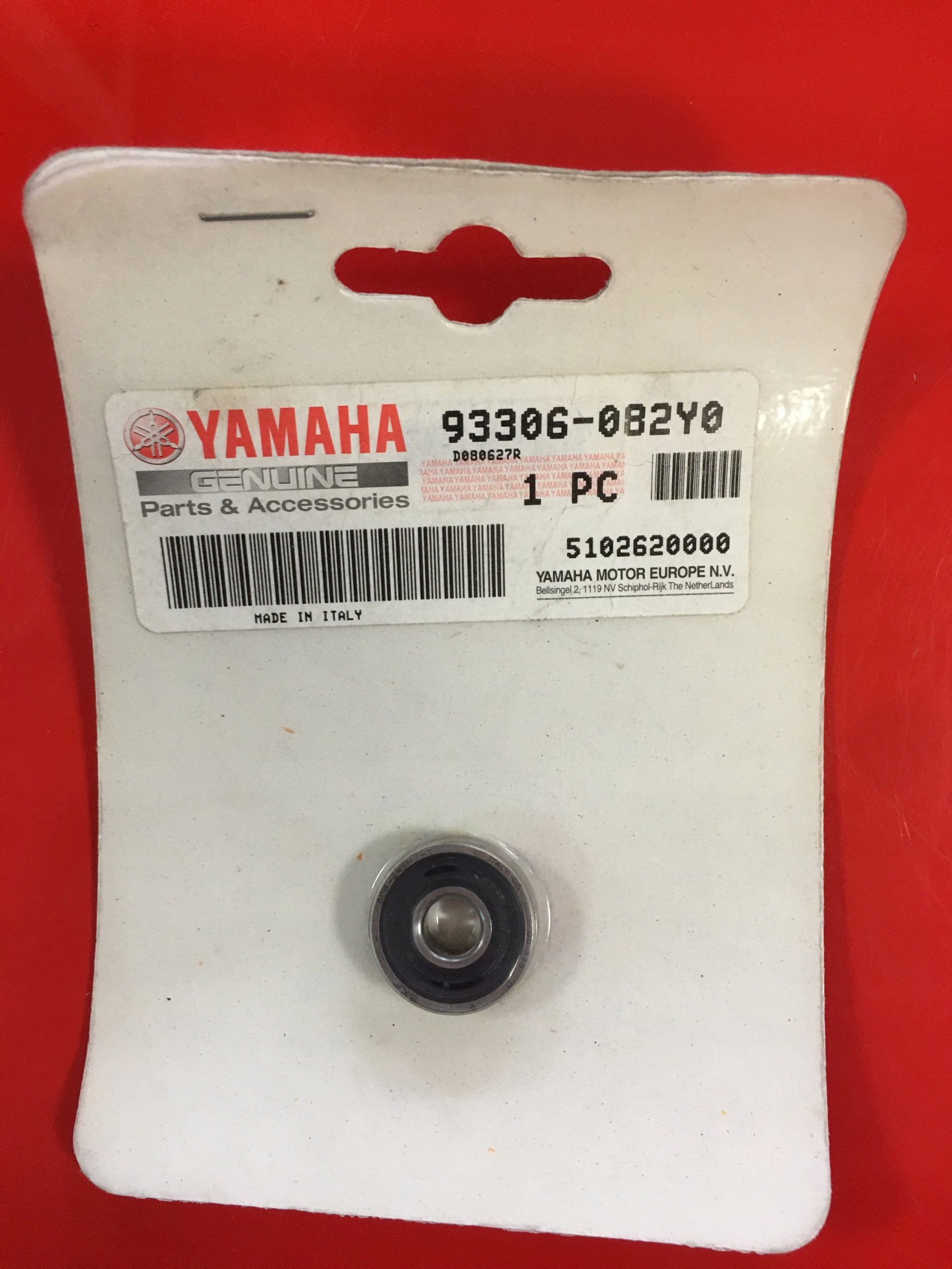 BRG, RB 6000, 26MM, 19G NT, Yamaha, 93306082Y000