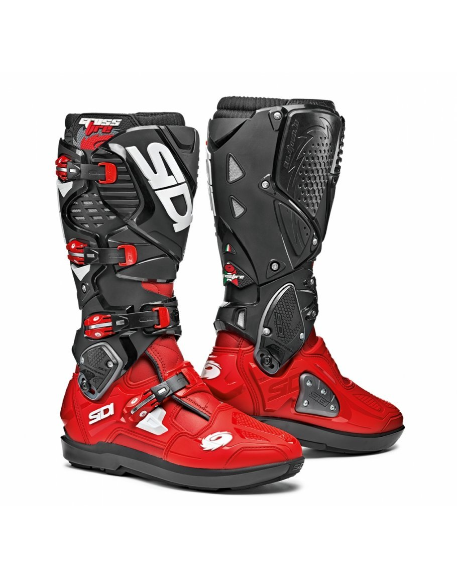 Sidi Crossfire 3 SRS red/red/black