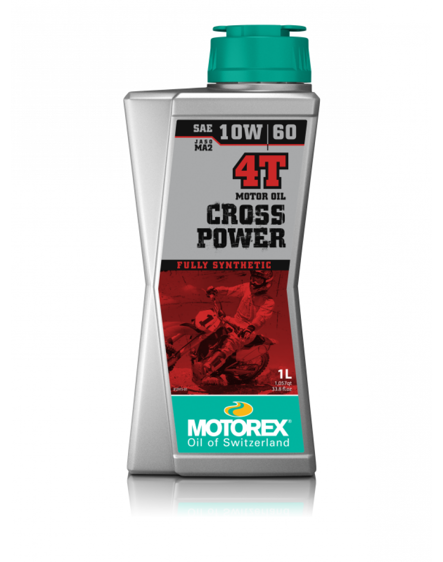 Motorex Cross power 4T 10W60 1L