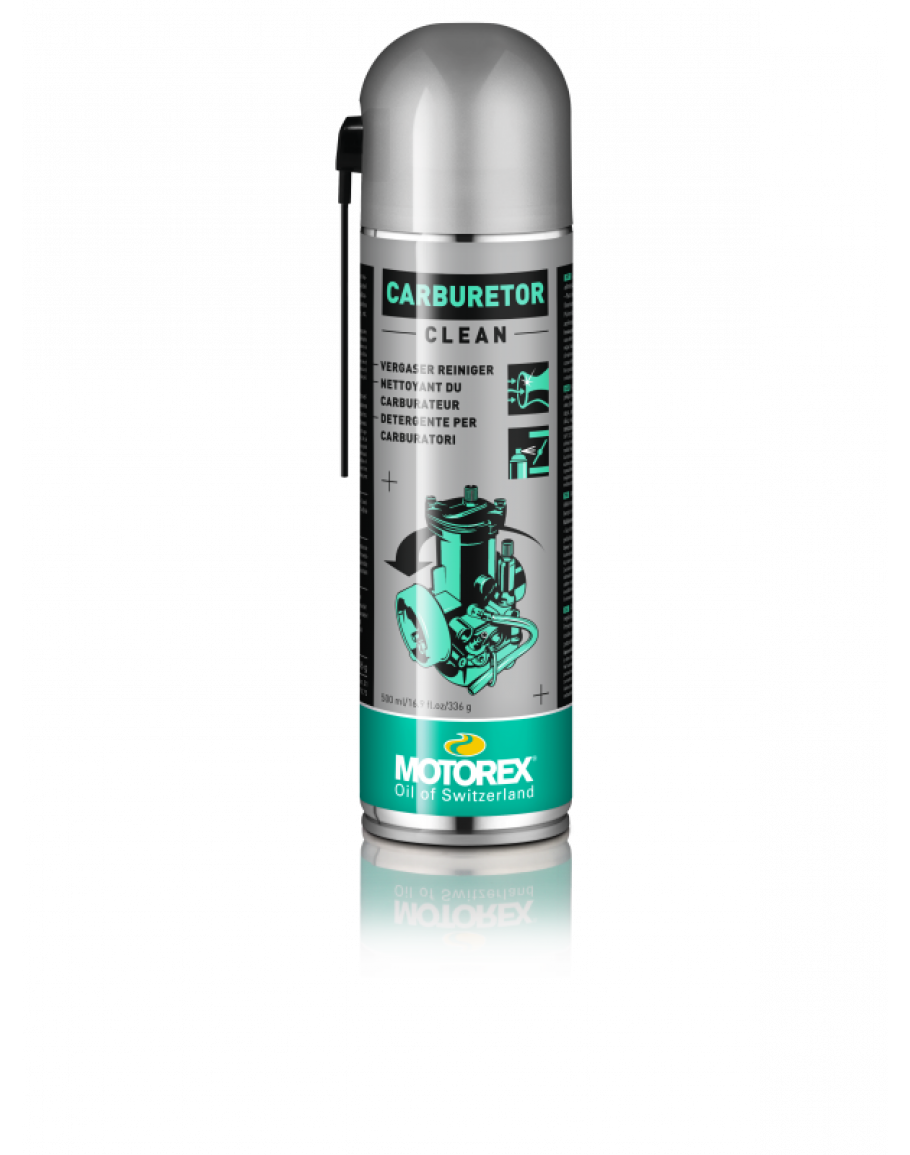 Motorex CARBURETOR clean spray 500ml