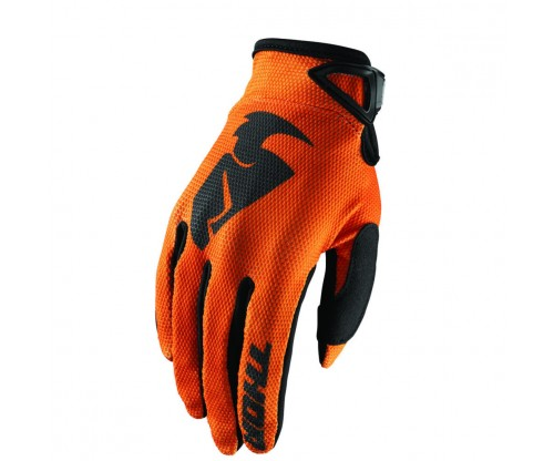 Rukavice Thor Sector S8 orange