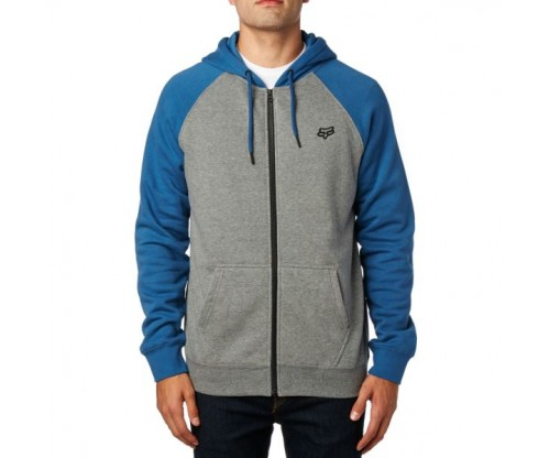 Pánska mikina Fox Legacy Zip Fleece Dusty Blue 2018