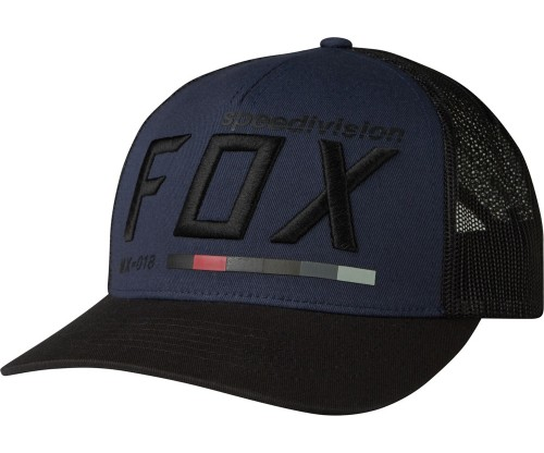 Dámska šiltovka Fox Draftr Trucker Midnight OS