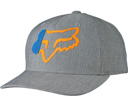 Detská šiltovka Fox Youth Zerio 110 Snapback Heather Grey OS 2018