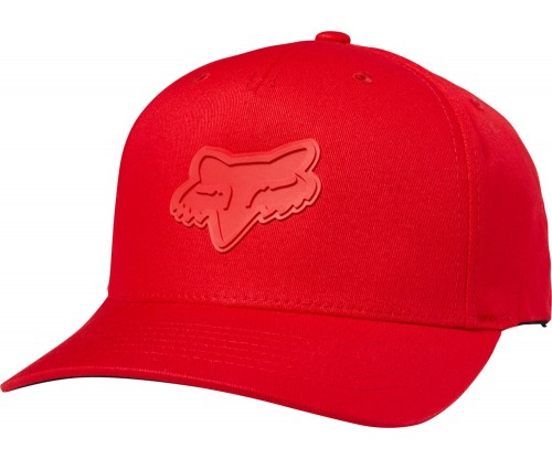 Šiltovka Fox Heads Up 110 Snapback Red OS