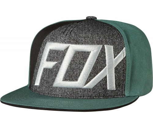 Šiltovka Fox Inverter Snapback Dark Fatigue OS