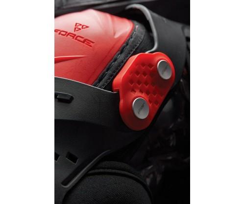 78fe6a6a06550 Kĺbové chrániče kolien Thor Force XP red | Motokros eshop MXPARTS ...