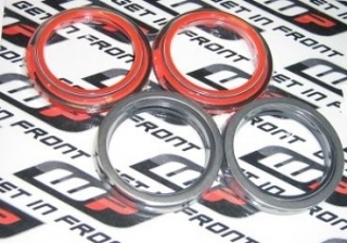 Sada gufer a prachovek KTM 48mm WHITE POWER