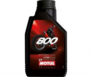 Motul 800 2T Factory Line Racing